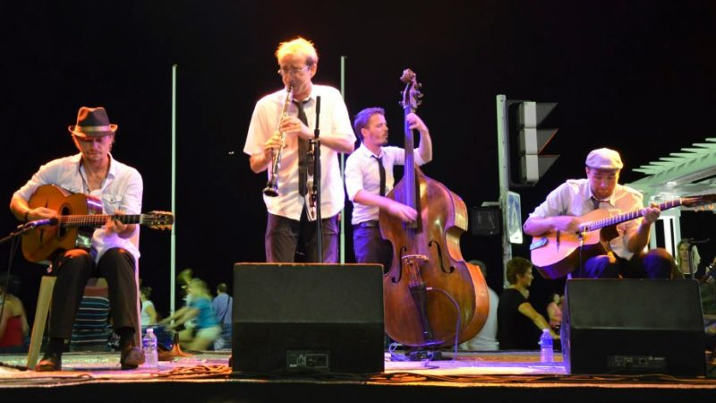 Djalamichto Quartet