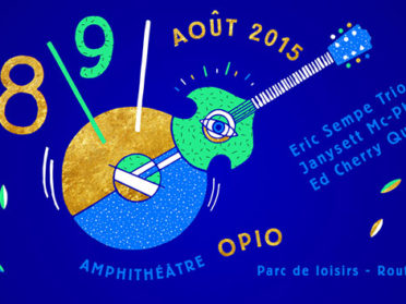 JAZZUP SOUS LES OLIVIERS 07-08-09 AOUT 2015