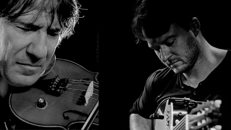 François Arnaud et Maciek Pysz Quartet