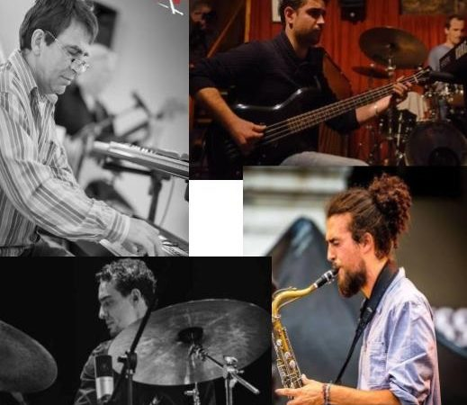 Robert Persi Quartet: KEEP COOL!