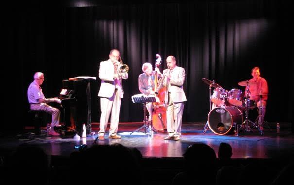 Hommage à Sidney Bechet par Breaudat Quintet