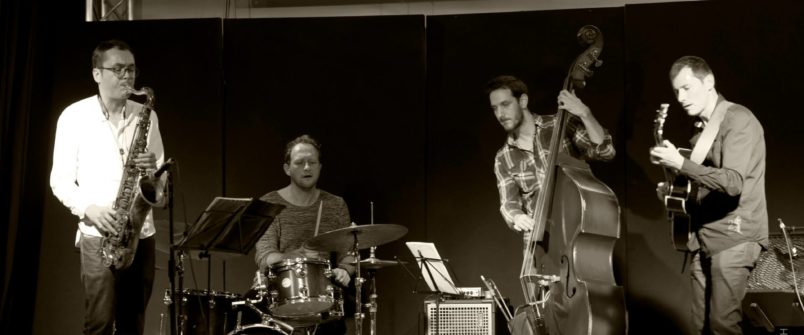 P.BERTRAND QUARTET & Notes de voyages