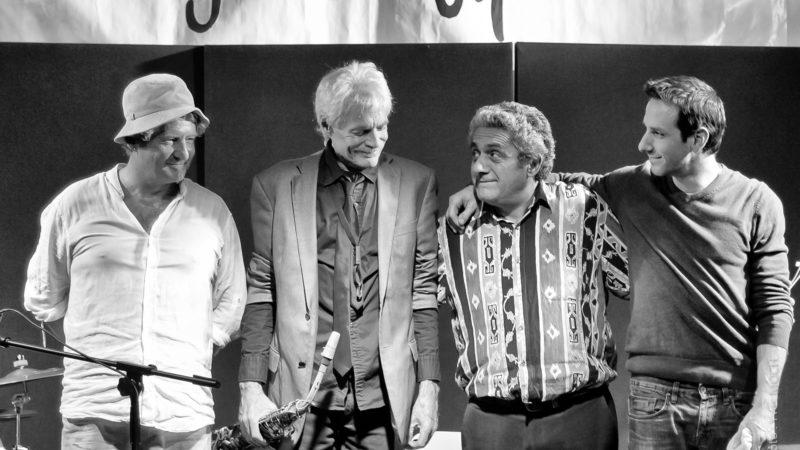 Bob martin quartet