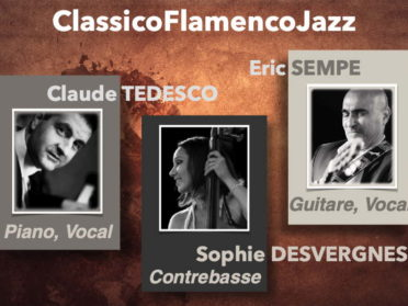 Attention – Concert ANNULE! Classico Flamenco Jazz –