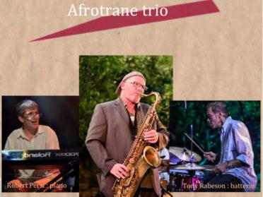 JB Moundele Afrotrane Trio